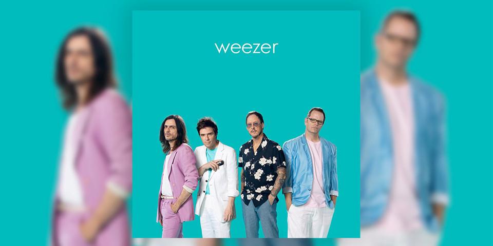 WeezerTealAlbum