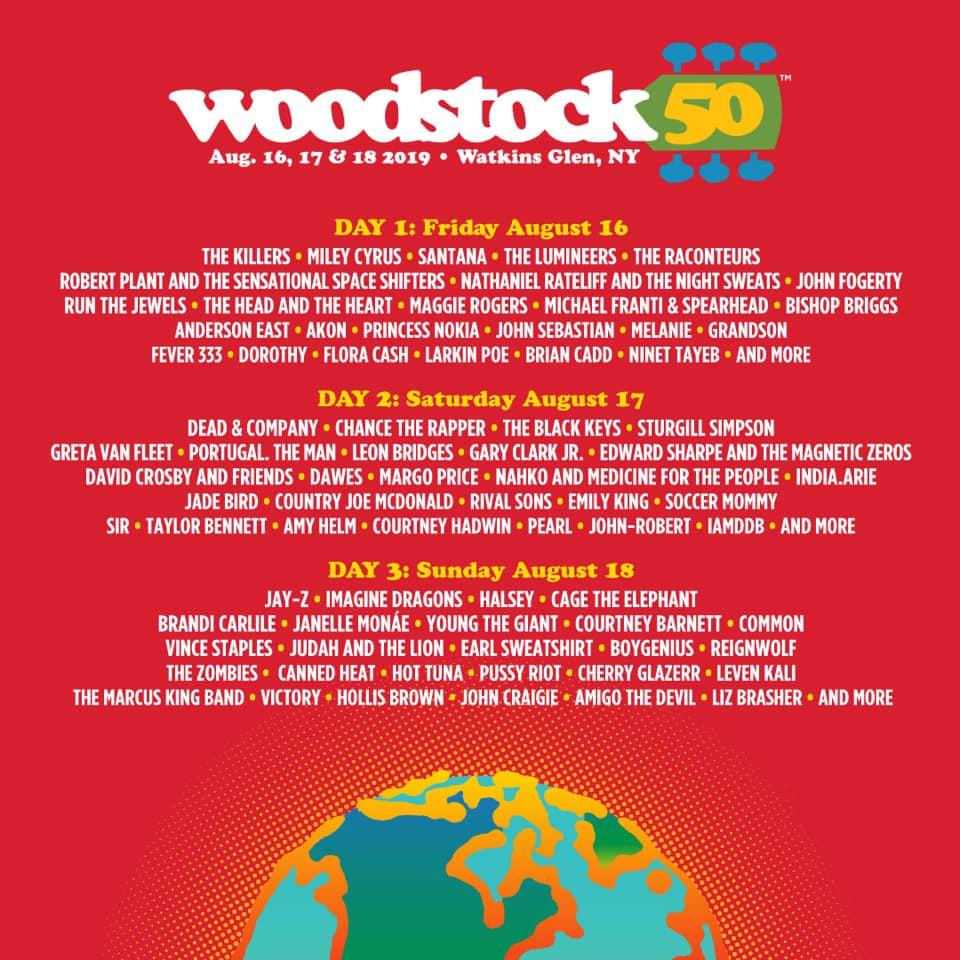 Woodstock50